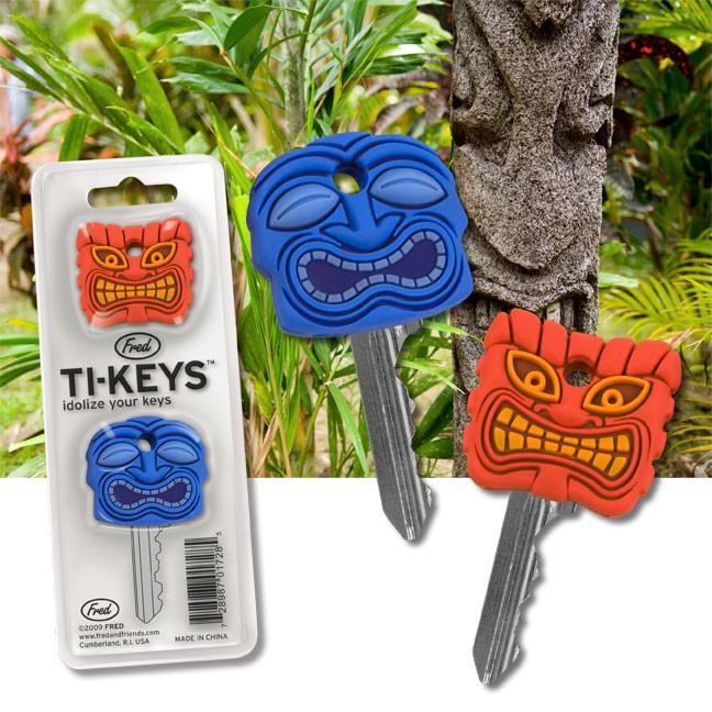 Ti-Keys Schlüsselkappen