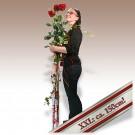 3 Echte Riesen-Rosen