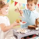 Grillküche für Kinder