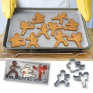 Ninjabread men