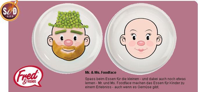 Foodface Familie